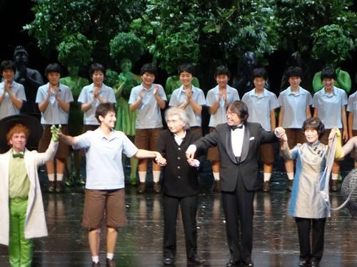 2013年8月31日 小澤サイトウキネン ラヴェル「子供の魔法」.jpg